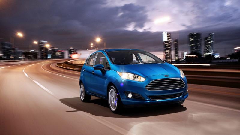 Repuestos Ford Fiesta Kinetic - Originales